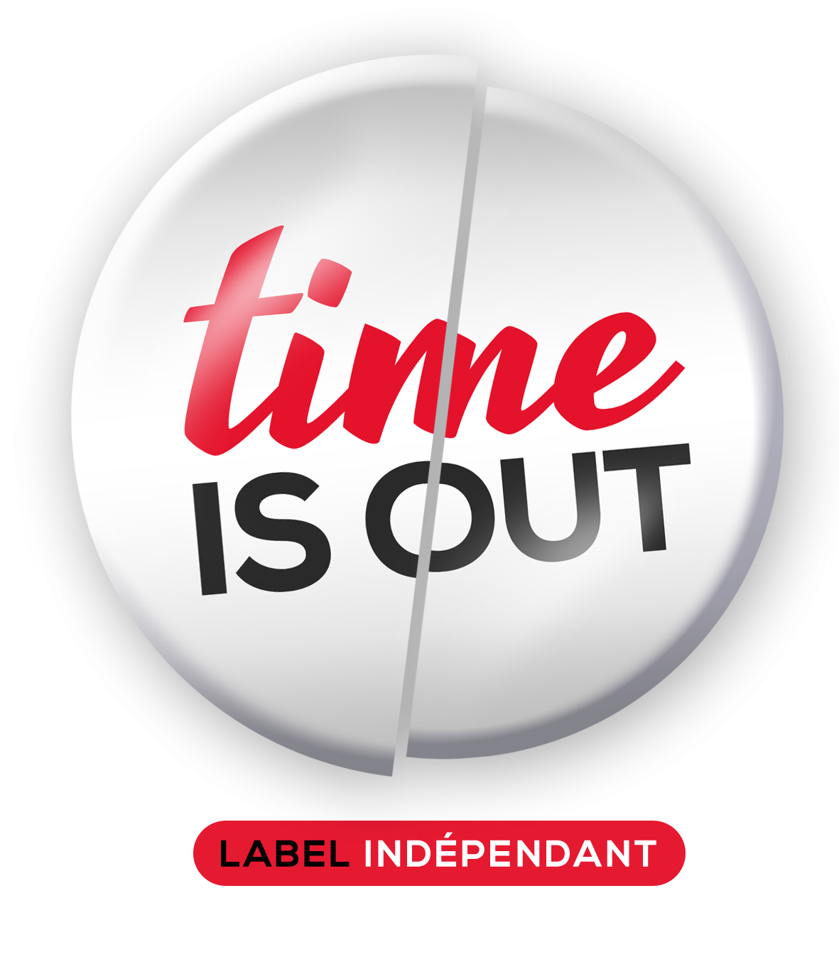 LABEL TIME IS OUT